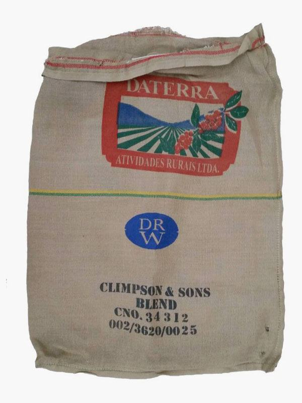 Climpson & Sons Blend, DATERRA BRAZIL