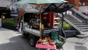 The Coffee shot London Piaggio Ape #ninocappuccino